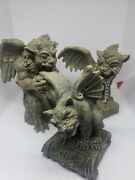 Westland Gargoyle Lot. See Description And Condition In Pics 1996 And 1995
