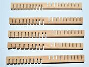 5x Oak Sticks, Oak Combs, Oak Staves For Maturing, Flavouring Wine, Beer,whiskey