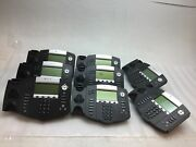 Lot Of 8 Polycom Soundpoint Ip550 Sip 4-line Hd Voice Ip Business Phone
