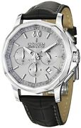 Corum A984-01285 Mens Admiraland039s Cup Silver Automatic Watch Valid 2 Year Warranty