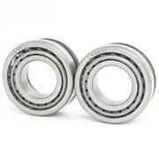 Neck Tapered Roller Bearing Cup L44610 Cone L44643 For Harley Xl 883 Road King