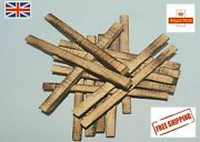 12x Oak Sticks,staves For Aging Alcohol, Whiskey, Wine, Beer, Home Brewing