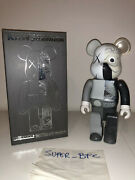 Companion Dissected Bearbrick 400 By Kaws Medicom Toy For Original Fake