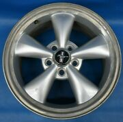 Ford Mustang 2005-2009 Used Oem Wheel 17x8 Factory 17 Rim Light Silver