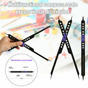 10 Proportional Scale Divider Drawing Tool For Artists Adjustable 11 To 15