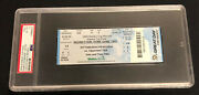 2009 Stanley Cup Finals Game 4 Ticket Penguins Vs Red Wings Psa Vg-ex 4 Grade