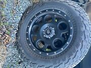 Xd126 Enduro Pro - Satin Black With Reinforcing Ring Rim And Tires