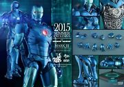 Hot Toys Mms314 Iron Man Mark3 Limited Edition 2015 Avengers Christmas Gifts