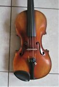 Antique German 1/2 Size Violin Outfit, Stainer Copy
