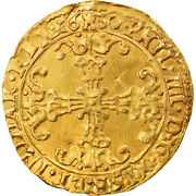 [864552] Coin Spanish Netherlands Tournai Philip Iv Couronne Dand039or 1630