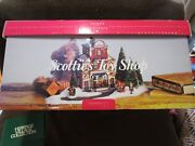 Dept 56 1998 Scotties Toy Shop - Gift Set / Christmas In The City Series