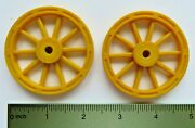 Original Front Wheels For Ideal Stagecoach