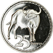 [786255] Coin, Rhodesia, 25 Cents, 2018, British Royal Mint, Ms63, Nickel