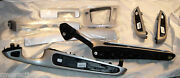Bmw Oem E46 3 Series Coupe Convertible Shadow Brushed Aluminum Interior Trim New