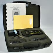 Haz-dust Hd-1100 Respiratory Particulate Air Monitor Environmental Devices Corp.