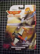 Disney Pixar Planes Fire And Rescue Supercharged Dusty Crophopper Nip Cars