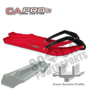 Canda Pro Boondocking Extreme Bx Skis Red Arctic Cat Ext 550 Special 1991-1992
