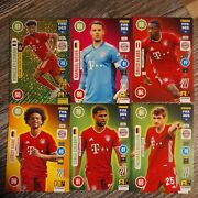 Panini Fifa 365 2021 Not Sold In Uk Stores--6 Bayern Munich Cards