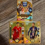 Panini Fifa 365 2021 Not Sold In Uk Stores--2 Top Master, 1 Invincible Card