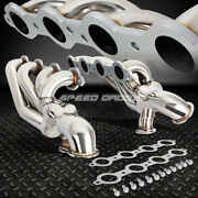 For Ls1-ls6 Lsx 5.3/5.7/6.0/6.2 3v-band Stainless Steel Turbo Exhaust Manifold