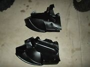 2003 Bombardier Can Am Quest 500 Left Right Side Inner Splash Guards Panels