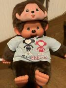 Monchhichi Plush Toy Extra Large 50 Cm Seven Eleven Limited Edition