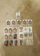 Collection Of 22 David Robinson Rookie Basketball Cards. 1989, 90, 91 And 92. Mint