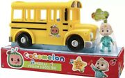 ✨cocomelon Toys -wheels On The Bus Toy In Box Ready To Ship 💥✨