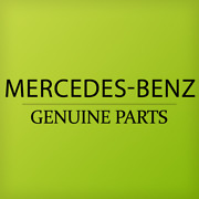 Genuine Mercedes Cover Parcel Shelf Integrated In Trunk Lid Right 23075004259c83