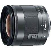 Canon 11 Mm To 22 Mm F/5.6 Zoom Lens For Canon Ef-m 7568b002