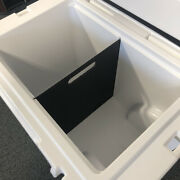 Divider Cooler Not Included For Yeti Haul Wheeled   Accessories Black Short