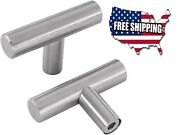 Brushed Nickel Cabinet Knobs 15 Pack Kitchen Knobs For Cabinets - Hd201sn Kitch