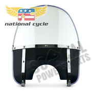 National Cycle 1993-2007 Honda Vt600cd Shadow Vlx Deluxe Heavy Duty Windshield