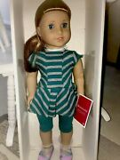 American Girl Doll Mckenna 2012 Doll Of The Year Retired New In Box