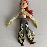 """Disney Pixar Toy Story 2 Jessie Doll Mattel 12"""" With Andy Name On The Boot"""