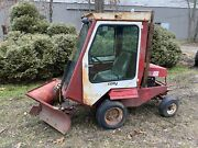 Toro Groundsmaster 327 Outfront Mower Cab V-plow Snow Package Parts Repair