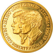 [217307] United States Medal United States Of America John F. Kennedy And