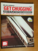 Get Chugging, How To Play The Rhythm Harmonica, Mel Bay Book And Cd