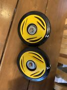 Snowmobile Parts Skidoo 135mm Idler And Bogey Wheels With Mounts