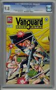 Vanguard Illustrated 2 Cgc 9.8 White Pages Classic Dave Stevens Cover