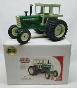 Oliver 1955 Tractor With Cab And Duals 1/16 Scale Models 2006 Louisville Farm Show