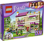 Lego Friends Olivia's House 3315, 4653125 Building Block Toy, 695 Pieces New