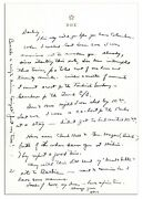 Dwight Eisenhower Autograph Letter Signed To His Wife