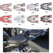 3d Gel Rear Fairing Protector Sticker Body Decal Set For Bmw S1000rr 2015-2018