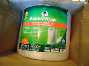 Duck Brand Bubble Wrap Roll 175' X 12 Original Cushioning Shipping Moving Clear