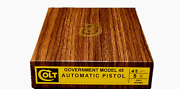 Colt 1911 Box - Select From Government 45 Commander Gold Cup Or 38 Super