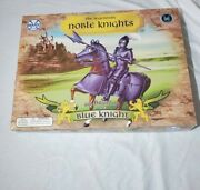 Sir Brandon The Blue Knight - Marx Toys - The Legendary Noble Knights New In Box