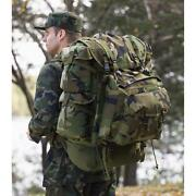 Us Military Combat Field Pack W/ Combat Patrol Pack Cfp 90. New. The Real Deal