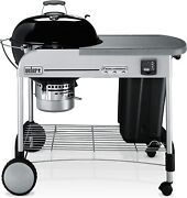 Weber 15401001 Performer Premium Charcoal Grill 22-inch Black