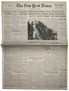 11 May 1945 New York Times Re Dreaded U-boat